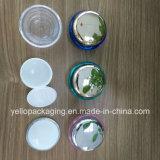 Kosmetik, die Acrylflasche 50ml für Gesichts-Sahne-Plastikflasche verpackt