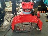 Piezas de maquinaria de construcción del gancho agarrador giratorio del excavador 5-8tonne