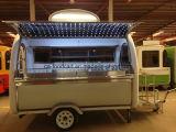 De Wagen van het Voedsel van China Mobile met LEIDENE Lichten