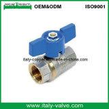 Heißer verkaufenmessing schmiedete Basisrecheneinheits-Kugelventil/Ventil (AV1055)