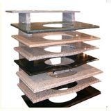 Partie supérieure du comptoir de granit