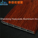 Hölzernes Korn-Aluminiumprofil-Türen und Windows