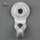 Occhiello ad angolo d'acciaio forgiato/singolo del singolo filo occhio Rod del cilindro porta caratteri