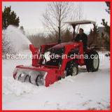 3-точечной навески и ВОМ трактора снег выдувание машины, задней части пневматического снегоочистителя