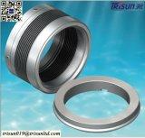 기계적 밀봉, 금속 우는 소리 물개, 펌프 물개, Durametallic, Flexibox 의 기둥