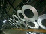 A bobina de aço galvanizada material de construção Dx51d galvanizou a bobina de aço