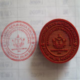 Small Desktop Rubber Stamp China Máquina de gravura a laser