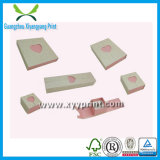 Boîte à bijoux en papier personnalisée bon marché et fabriquée en usine