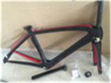 Châssis de vélo de carbone de Taiwan, Toray T700 vélos carbone Frame