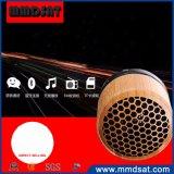 Zurück zu altem Retro Mini288f hölzernem drahtlosem Bluetooth Bambuslautsprecher