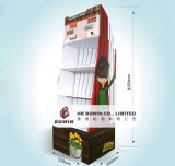 Pop up Carton Présentoir Stand Comic Book Display Rack