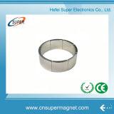 Высокое качество Редкоземельные постоянного магнита дуги