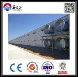 Pollo Farm-ISO9001 de la estructura de acero: 2008 (BYCH-008)