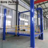 工場価格4のポスト販売のための油圧車の上昇のプラットホーム
