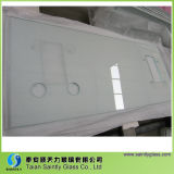 家庭電化製品のための2mm-19mmのシルクスクリーンの印刷の緩和されたガラス