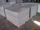 Placa do cinza do PVC