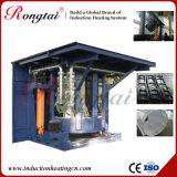 schmelzender Stahlofen der Mittelfrequenzinduktions-0.75t