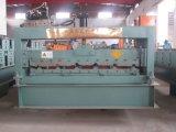 1050 Typ Metallblatt-Farben-Dach-Rolle, die Maschine mit vollkommener Qualität bildet
