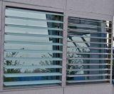 Окно жалюзиего высокого качества регулируемое алюминиевое с Tempered стеклом