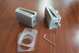 Serratura di portello di vetro in lega di zinco aperta del doppio per