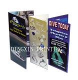 A3 Vouwend het Handboek van de Druk van de Brochure van het Pamflet