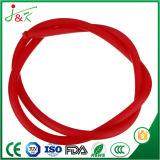 Круглая резина шнур ювелирных украшений для принятия решений (полые или горит постоянно)
