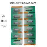 Cr2032 de Batterij van het Lithium van het Systeem van het Alarm van de Auto van de Cel van de Knoop