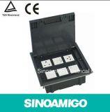 Rectángulo del suelo del socket del suelo de Sinoamigoabs