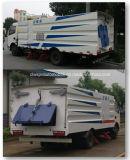 prezzo del camion della spazzatrice di strada della spazzatrice 7m3 di 120HP LHD 8cbm