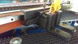 Tipo servo máquina do CNC de estaca para o processamento do metal de folha