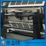 Papiermasse, die Ei-Tellersegment und Ei-Karton-Maschine aufbereitet