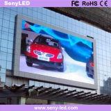 Painel de anúncio video ao ar livre do diodo emissor de luz