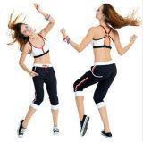 2014 Sexy Hot Mesdames Sports personnalisé de haute qualité de l'usure de remise en forme de gros de vêtements de fitness