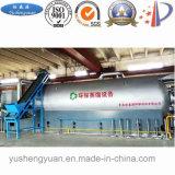 Pneumatico residuo alla strumentazione diesel Xy-6 di pirolisi
