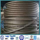 Веревочка провода веревочки стального провода для поднимать 6*7