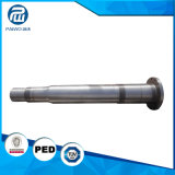 Präzisions-maschinell bearbeitenservice-Kohlenstoffstahl-Spindel-Welle Soem-China