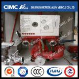 Camion dei vigili del fuoco di Isuzu 4*2 con 3 generi che erogano i materiali (acqua, gomma piuma, polvere)