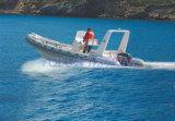 Ce van 6.8m keurde de Opblaasbare Boot van de Rib goed (RIB680B)
