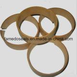 Guía del anillo y del Bronce cinta guía PTFE y guía fenólica Anillo