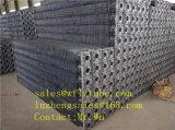 Caldera de calor residual termoeléctrica tubo aletas perfectas para centrales eléctricas
