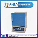 Tipo de caixa de forno de fusão, CD-1400X Mufla de Alta Temperatura