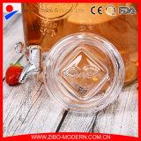 Оптовые продажи освобождают стеклянный распределитель напитка с краном