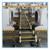 Стальные гильзы бумагоделательной машины: окантовка машины