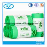 Sacs d'ordures en plastique d'odeur douce de HDPE avec l'impression