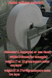 Equipo plegable realzado máquina completamente automática del papel de la servilleta del tejido