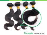 Desserrer la perruque humaine brésilienne de cheveu de Vierge d'onde