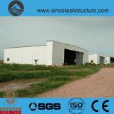 Ce ISO BV SGS Pre-Engineered стальные конструкции склада (TRD-088)