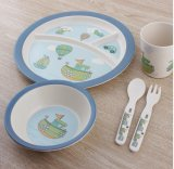 Горяч-Продайте Bamboo Kitchenware детей волокна/Dinnerware (BC-BB-SU2006)