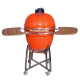 Grades cerâmicas do BBQ de Kamado da grade cerâmica portátil do BBQ do carvão vegetal
