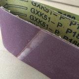 Cinghia Gxk51-P della sabbia dell'ossido di alluminio per la molatura di legno